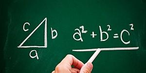 這個不難的數學,但真的動筆算,聽說很多人還真不會算
